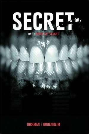 Secret Volume 1 TP de Jonathan Hickman