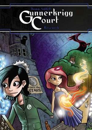 Gunnerkrigg Court Volume 2