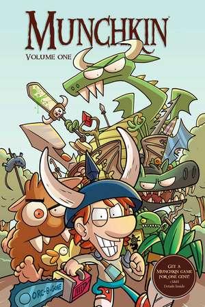 Munchkin Vol. 1 de Steve Jackson Games