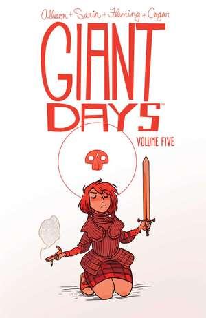 Giant Days Vol. 5 de John Allison