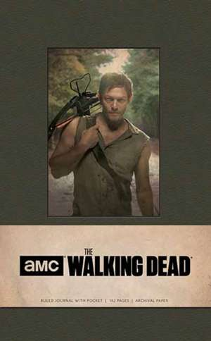 Walking Dead Hardcover Ruled Journal - Daryl Dixon de AMC