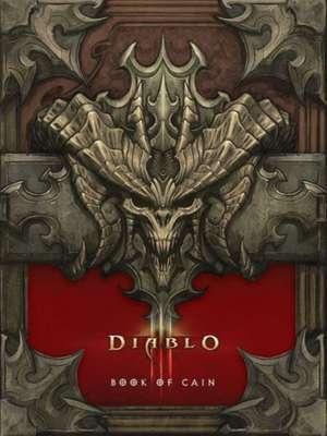 DIABLO III: BOOK OF CAIN de DECKARD CAIN