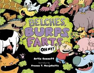 Belches, Burps, and Farts-Oh My! imagine