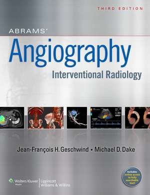 Abrams' Angiography
