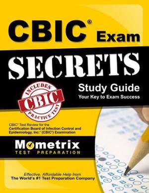 CBIC Exam Secrets, Study Guide