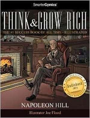 Think & Grow Rich from Smartercomics de Napoleon Hill