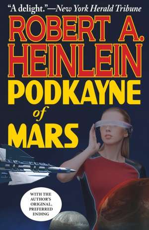 Podkayne of Mars de Robert A. Heinlein