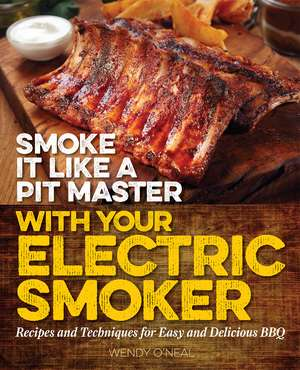 Smoke It Like A Pit Master With Your Electric Smoker imagine