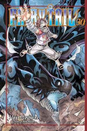 Fairy Tail 30 de Hiro Mashima