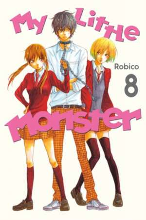 My Little Monster 8 de  Robico