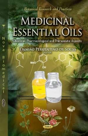 Medicinal Essential Oils