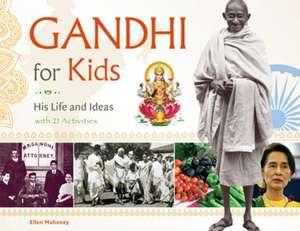 Gandhi for Kids