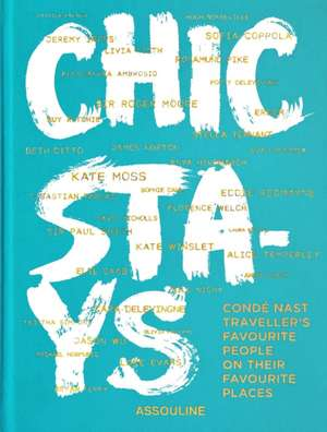 Chic Stays de Melinda Stevens
