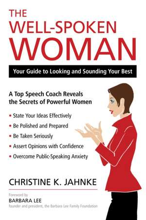The Well-Spoken Woman