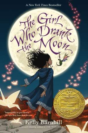 The Girl Who Drank the Moon:  Essays de Kelly Barnhill