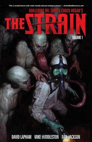 The Strain Volume 1 de David Lapham