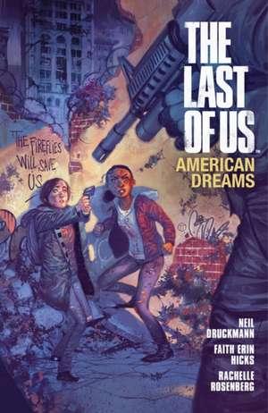 The Last Of Us: American Dreams de Dark Horse