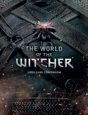 The World of the Witcher de CD Projekt Red