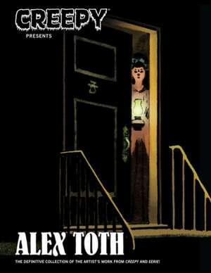 Creepy Presents Alex Toth