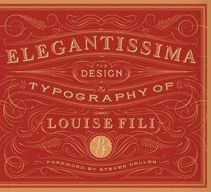Elegantissima de Louise Fili