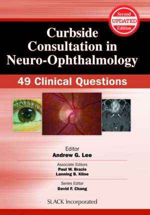 Curbside Consultation in Neuro-Ophthalmology