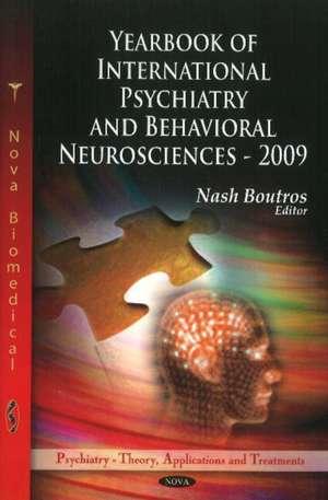 Yearbook of International Psychiatry & Behavioral Neurosciences