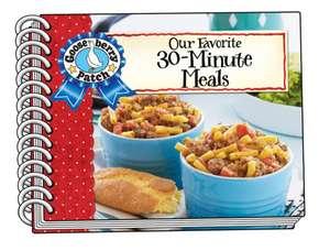 Our Favorite 30-Minute Meals de Gooseberry Patch