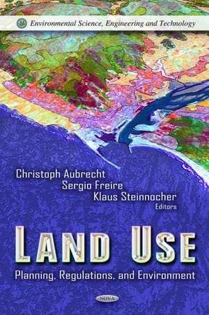 Land Use de Sergio Freire