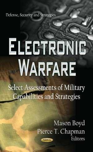 Electronic Warfare de Mason Boyd