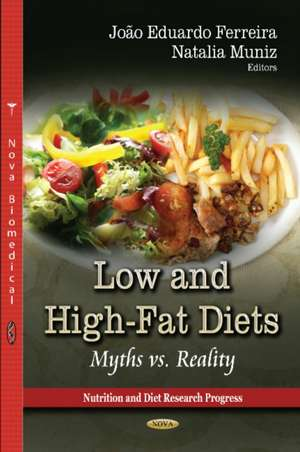 Low and High-Fat Diets