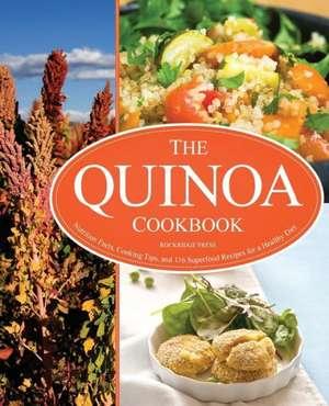 Quinoa Cookbook de Rockridge Press