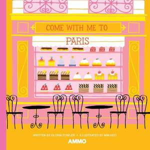 Come with Me to Paris imagine