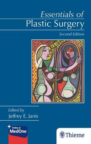 Essentials of Plastic Surgery imagine
