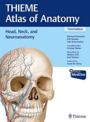 Head, Neck, and Neuroanatomy (THIEME Atlas of Anatomy) imagine