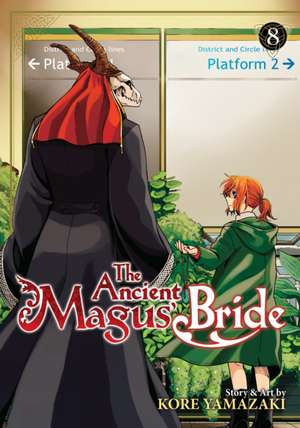 Ancient Magus' Bride Vol. 8
