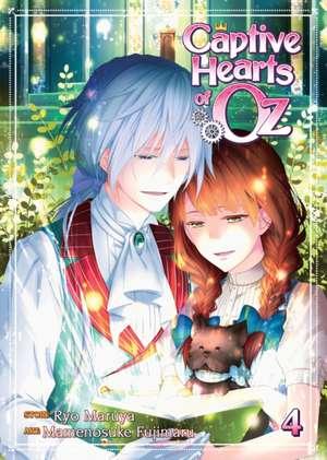 Captive Hearts of Oz Vol. 4 de Ryo Maruya