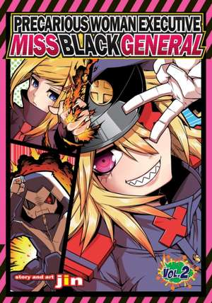Precarious Woman Executive Miss Black General Vol. 2 de  Jin
