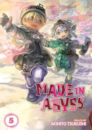 Made in Abyss Vol. 5 de Akihito Tsukushi
