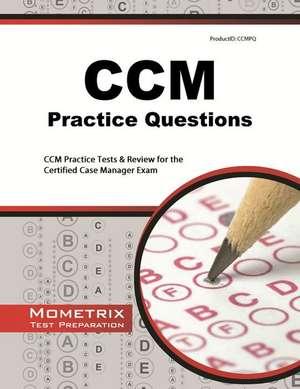 CCM Practice Questions