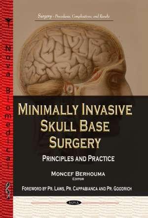 Minimally Invasive Skull Base Surgery