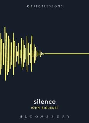 Silence de John Biguenet