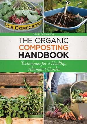 The Organic Composting Handbook imagine