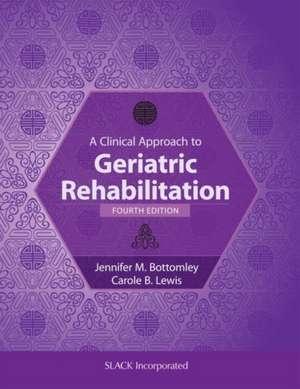Clinical Approach to Geriatric Rehabilitation imagine