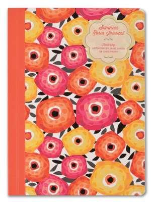 Summer Roses Journal