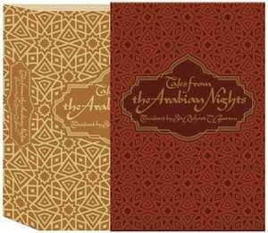 Tales from the Arabian Nights de RICHARD BURTON