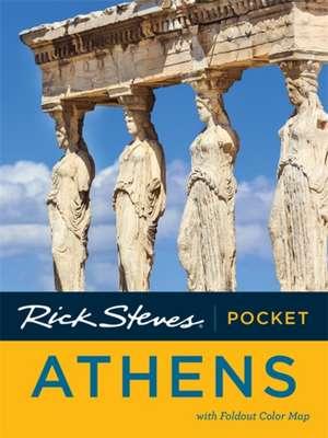 Rick Steves Pocket Athens de Rick Steves