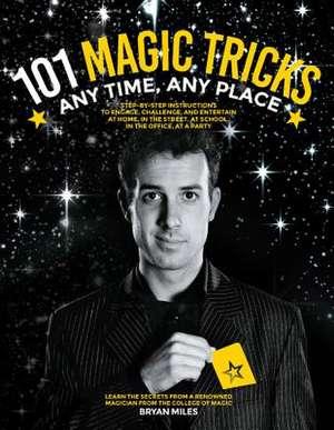 101 Magic Tricks imagine