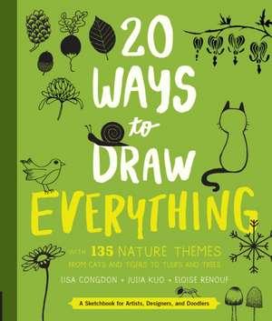 20 Ways to Draw Everything imagine