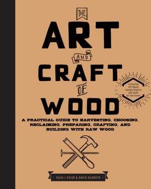 The Art and Craft of Wood imagine