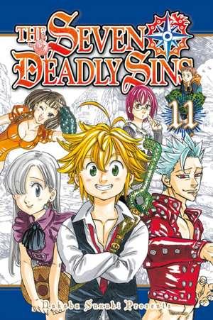 The Seven Deadly Sins 11 de Nakaba Suzuki